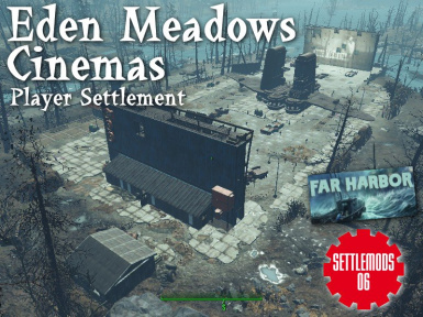 Eden Meadows Cinemas - Player Settlement