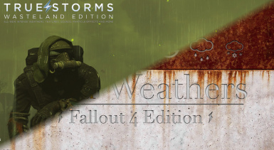 Weather Synergy - True Storms and Vivid Weathers merge patch