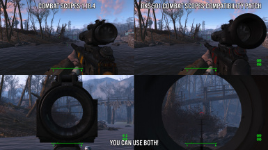 combat scopes patch