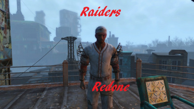 Raiders Redone Gangs Enhanced