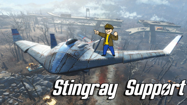 Stingray Air Support