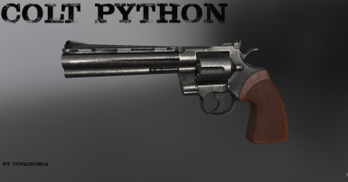 Colt Python at Fallout 4 Nexus - Mods and community