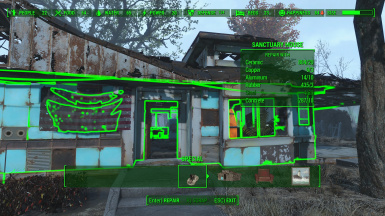 Repairable Sanctuary Spanish Traduction At Fallout 4 Nexus Mods And Community
