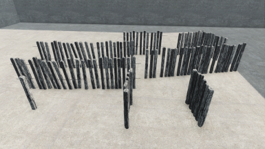 Beach Fence Set