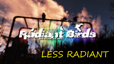 Radiant Birds (Less Radiant)