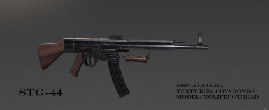STG-44 - A Standalone Assault Rifle