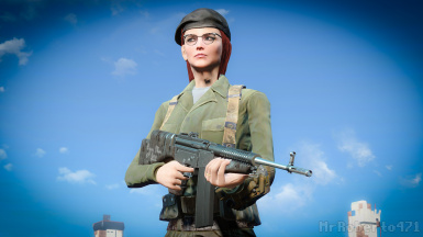 Officer s Combat Fatigues 3