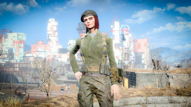 Officer s Combat Fatigues 4