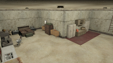 Joseph's Bunker Player Home