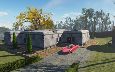 Player Bunker Home and Restoration of Concord