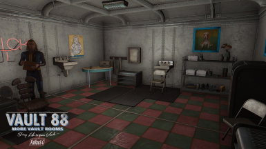 Vault 88 - More Vault Rooms
