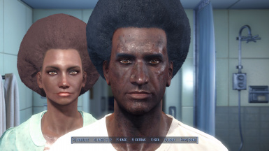 Soul Survivor Reloaded - Immersive Afro Hair Redux
