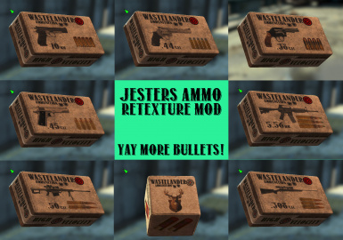 Jesters Better Ammo All In One