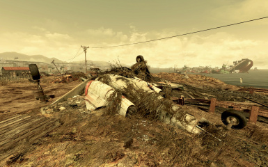 much post-apocalypse