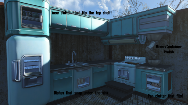 Modular Kitchen at Fallout 4 Nexus - Mods and community