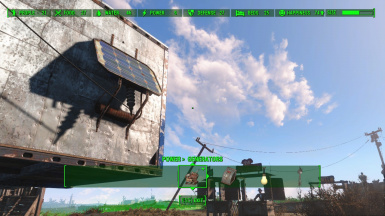 Solar panels at fallout 4 nexus mods and community for Solar energy games