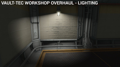 Vault-Tec Workshop Overhaul