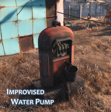 Horizon WaterPump01