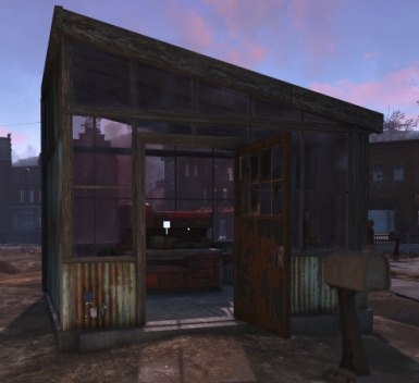 arc shed