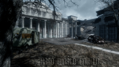 Hard World ENB at Fallout 4 Nexus - Mods and community