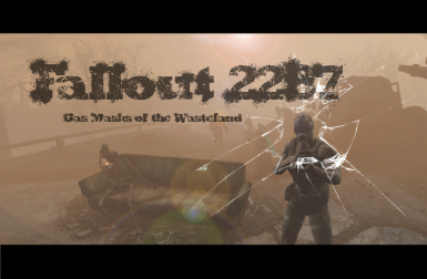 Fallout 2287 - Gas Masks of the Wasteland at Fallout 4 Nexus - Mods