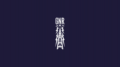 GNR Logo Screen