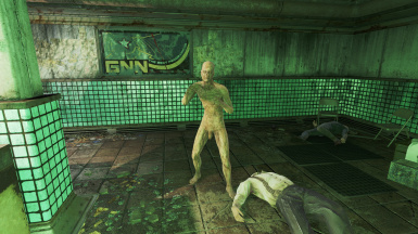 Nude Male Ghoul Textures for EVB