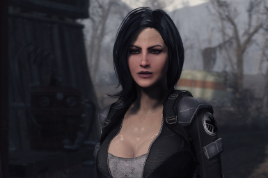 Evalyn looksmenu preset at Fallout 4 Nexus - Mods and community