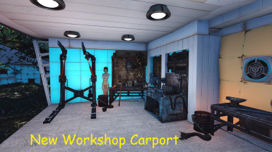 Workshop House
