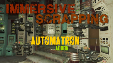 Immersive Scrapping - Automatron
