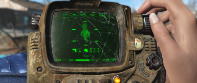 Seen Better Days Player PIPBOY Retexture
