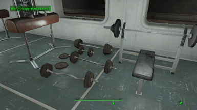 Gym Posters Etc at Fallout 4 Nexus - Mods and community