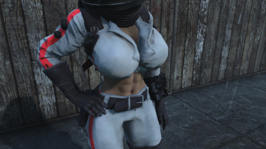 Nuka-Girl Rocketsuit for Atomic Beauty