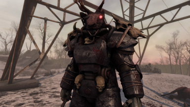 tes 51 power armor skyrim inspired at fallout 4 nexus mods and