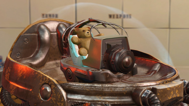 Teddy Brain And Misc Robot Parts at Fallout 4 Nexus - Mods and community
