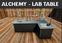 Alchemy   Lab Table