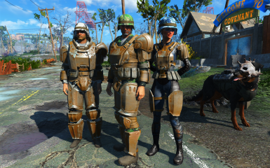 Group Pose for Vanilla-Almost version