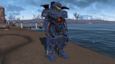 Gipsy Danger Power Armor