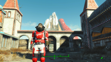 Nuka World customization