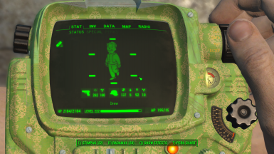 Pipboy Color Swap - Far Harbor