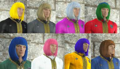 Craftable Wigs