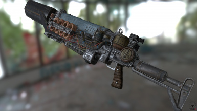 Gauss Rifle Sound Replacer (5 different Versions)