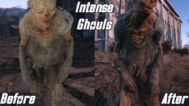 Intense Ghouls