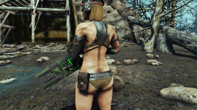 CROSS Tactical Swimsuit Traduction FR