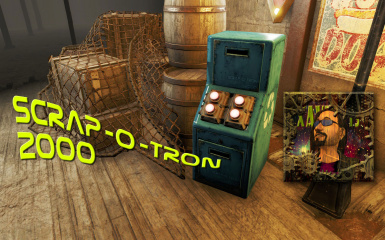 Scrap-O-Tron 2000 Traduction FR