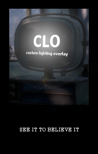CLO - Custom Lighting Overlay