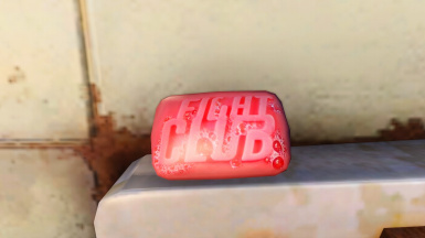 Fight Club Soap Retexture