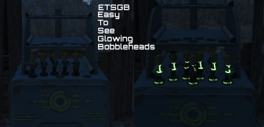 ETSGB - Easy To See Glowing Bobbleheads