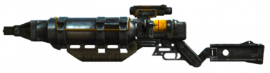 Laser Rifle Sniper Barrel - Fixed Fire Rate