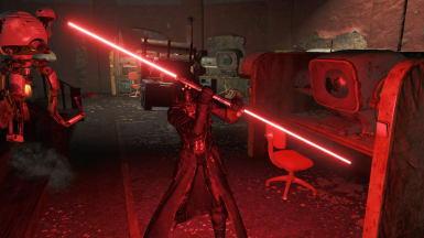 Double Maul Action
